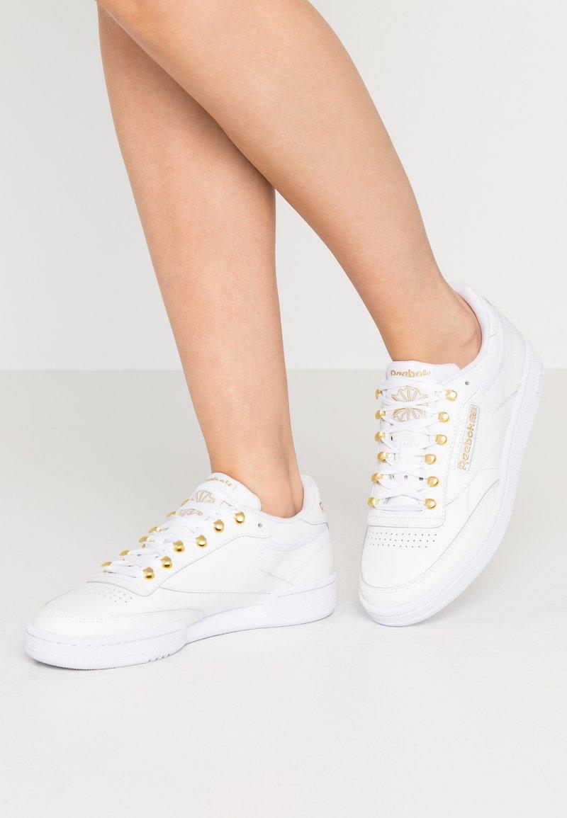 Reebok Classic - CLUB C 85 - Sneaker low - white