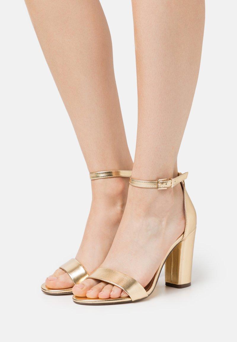 Call it Spring - TAYVIA  - High heeled sandals - gold