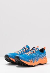 ASICS - FUJITRABUCO LYTE - Trail running shoes - directoire blue/shocking orange - 2