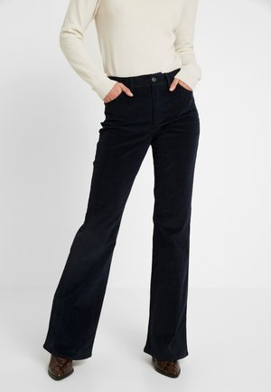 ANGIE PANTS - Trousers - navy sky