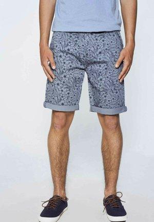 Shorts - misty blue