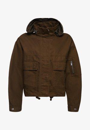 BORA  - Light jacket - khaki