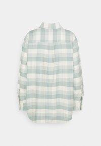 Weekday - EDYN OXFORD - Button-down blouse - dusty green - 1