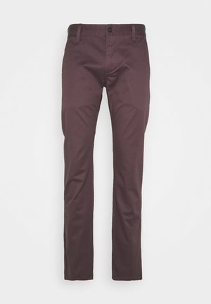 ALPHA ORIGINAL  - Chino - raisin