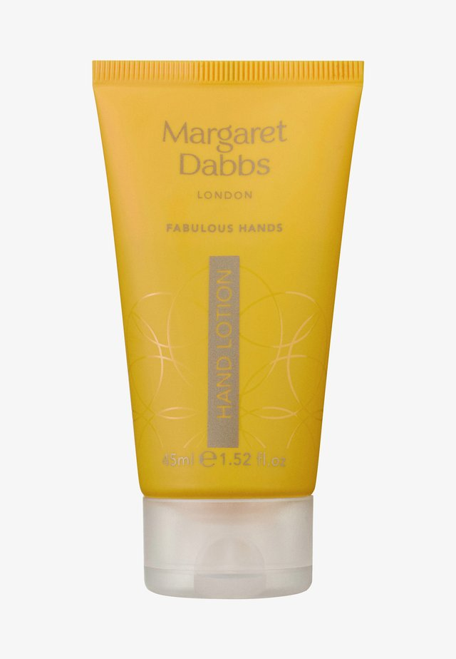 MARGARET DABBS INTENSIVE HYDRATING HAND LOTION - Crema mani - -