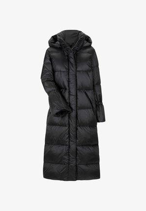 TEXTILMANTEL SHAWNA - Down coat - schwarz