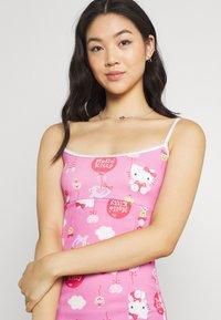 NEW girl ORDER - YING YANGBALLOON DRESS - Day dress - pink - 3