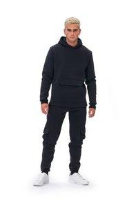 Tom Barron - JUMPSUIT MAN TRACKSUITS - Sweatshirt - black - 0