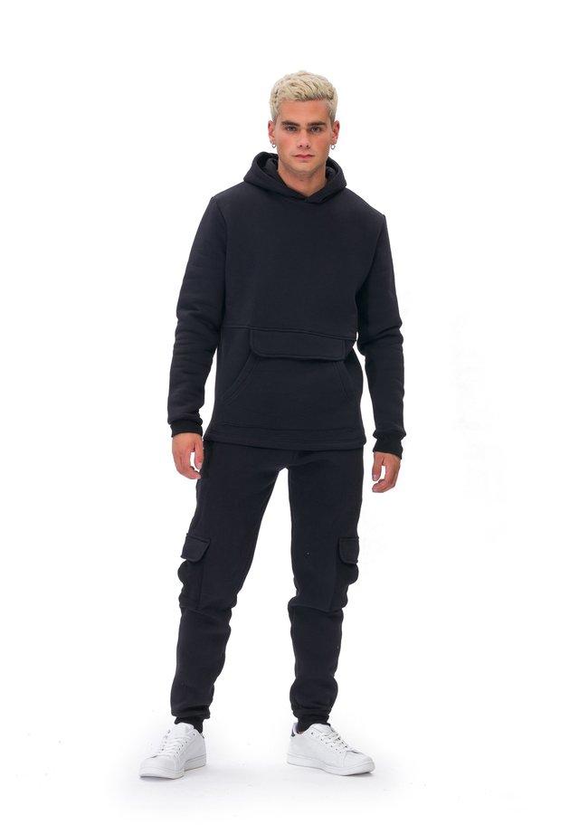JUMPSUIT MAN TRACKSUITS - Sweater - black