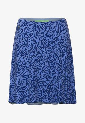COSY - A-line skirt - blau