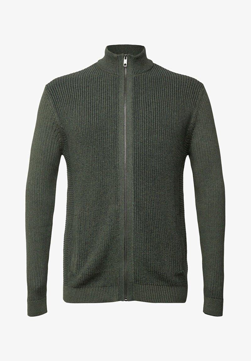 Esprit - Cardigan - light khaki