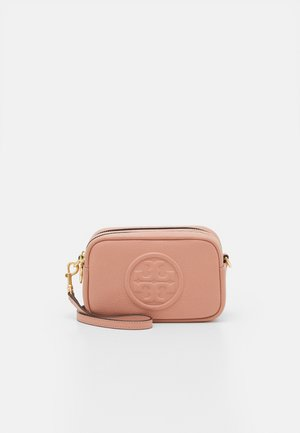 PERRY BOMBÉ MINI BAG - Across body bag - pink moon