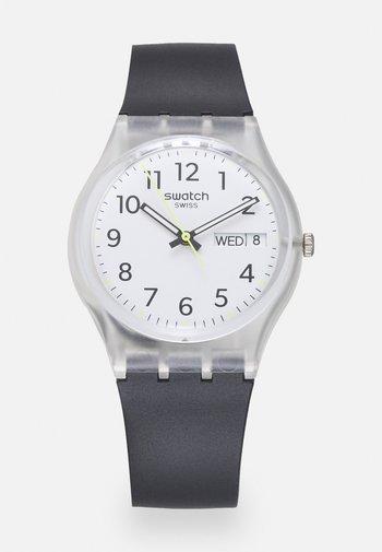 RINSE REPEAT - Reloj - black