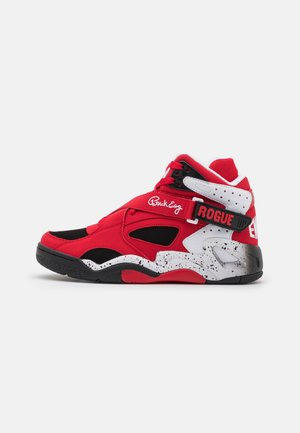 ROGUE - Höga sneakers - red/black/white