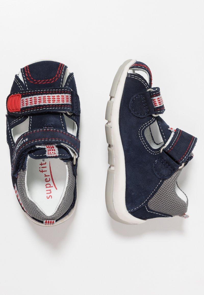 Superfit - FREDDY - Baby shoes - ocean