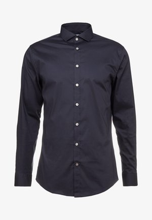 FILLIAM SLIM FIT - Kostymskjorta - light ink