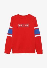 university red/game royal/white