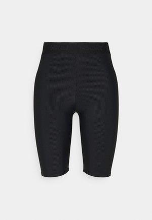 CYCLING SHORT - Leggings - black