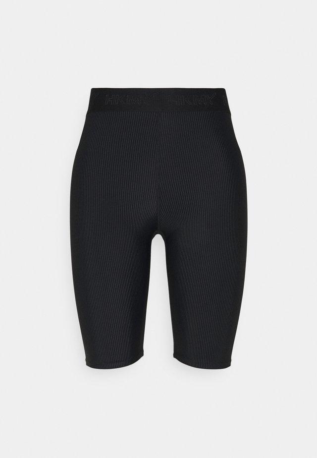 CYCLING SHORT - Collants - black