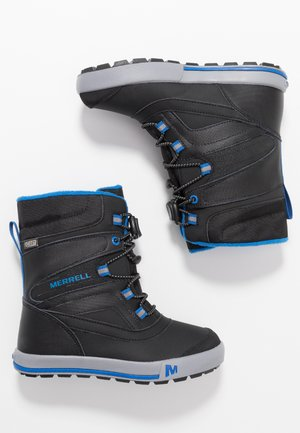 SNOW BANK 2.0 WTRPF - Winter boots - black