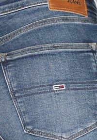 Tommy Jeans - NORA SKNY ANKLE - Jeans Skinny Fit - arden - 5