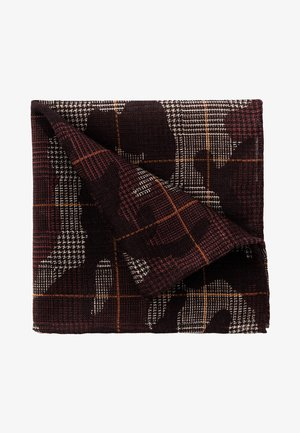 Pocket square - brown