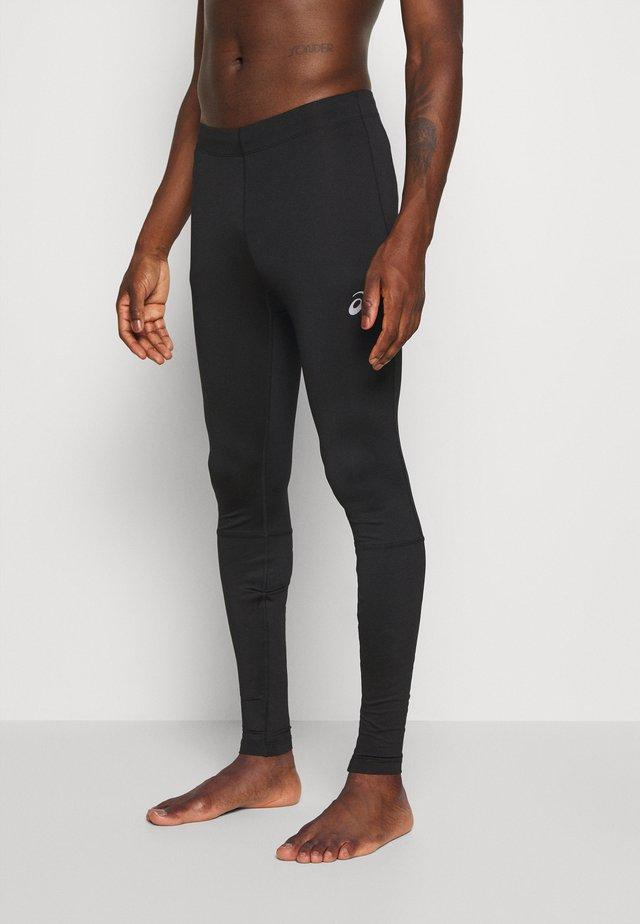 ICON  - Legging - performance black/lime zest