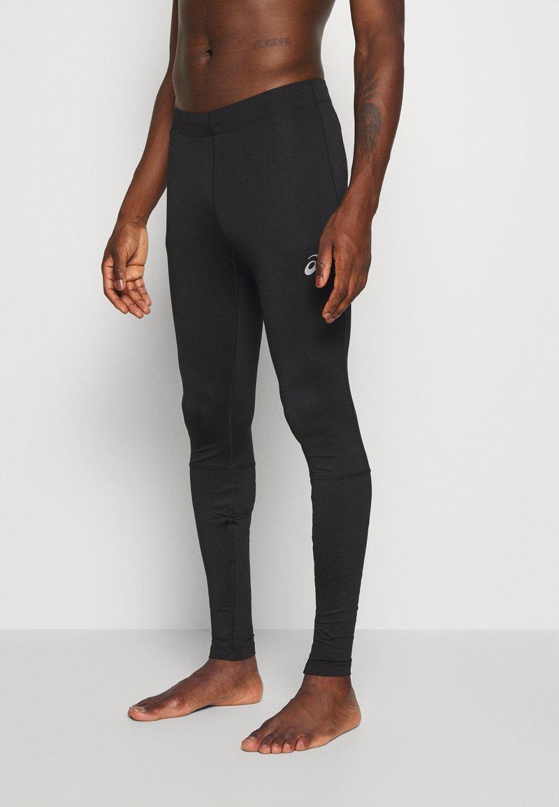 ASICS - ICON  - Leggings - performance black/lime zest