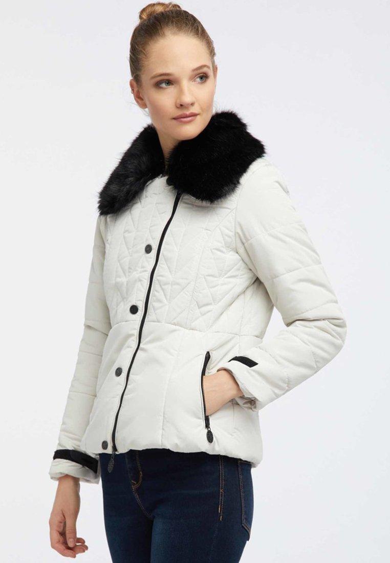 usha - Winter jacket - wool white