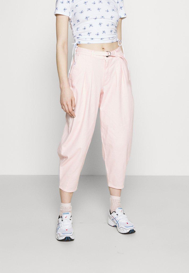 Hollister Co. - Bukse - pink