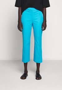 J.CREW - SPRING FEVER PANT - Trousers - monaco blue - 0