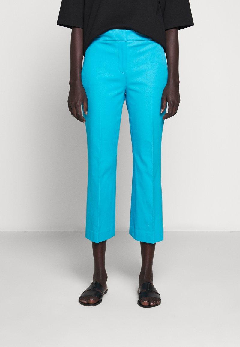 J.CREW - SPRING FEVER PANT - Trousers - monaco blue