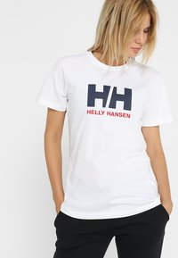 Helly Hansen - LOGO - Print T-shirt - white - 0