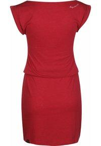 Ragwear - Day dress - red - 6