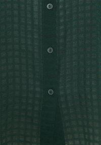 JDY - JDYDIANE PUFF SHIRT - Button-down blouse - scarab - 6