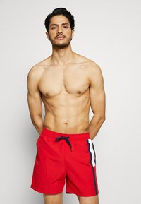 Tommy Hilfiger - Swimming shorts - red - 0