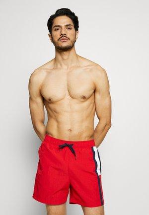 Shorts da mare - red