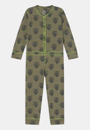 BOYS SUIT EXCLUSIVE - Pyjamaser - green