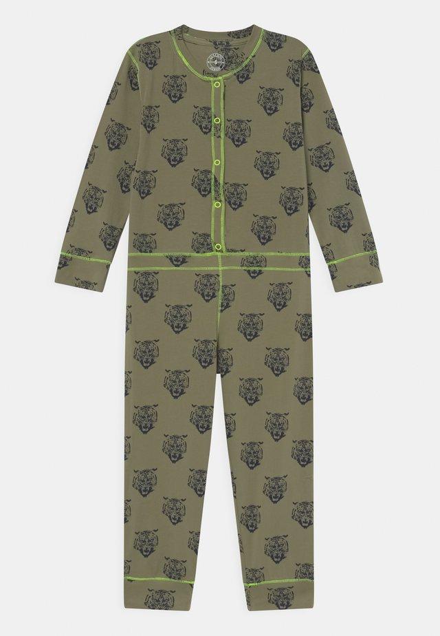 BOYS SUIT EXCLUSIVE - Pyžamo - green