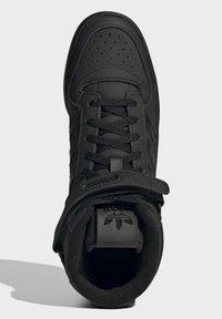 adidas Originals - High-top trainers - black - 3