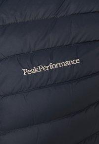 Peak Performance - FROST VEST - Waistcoat - blue shadow - 2