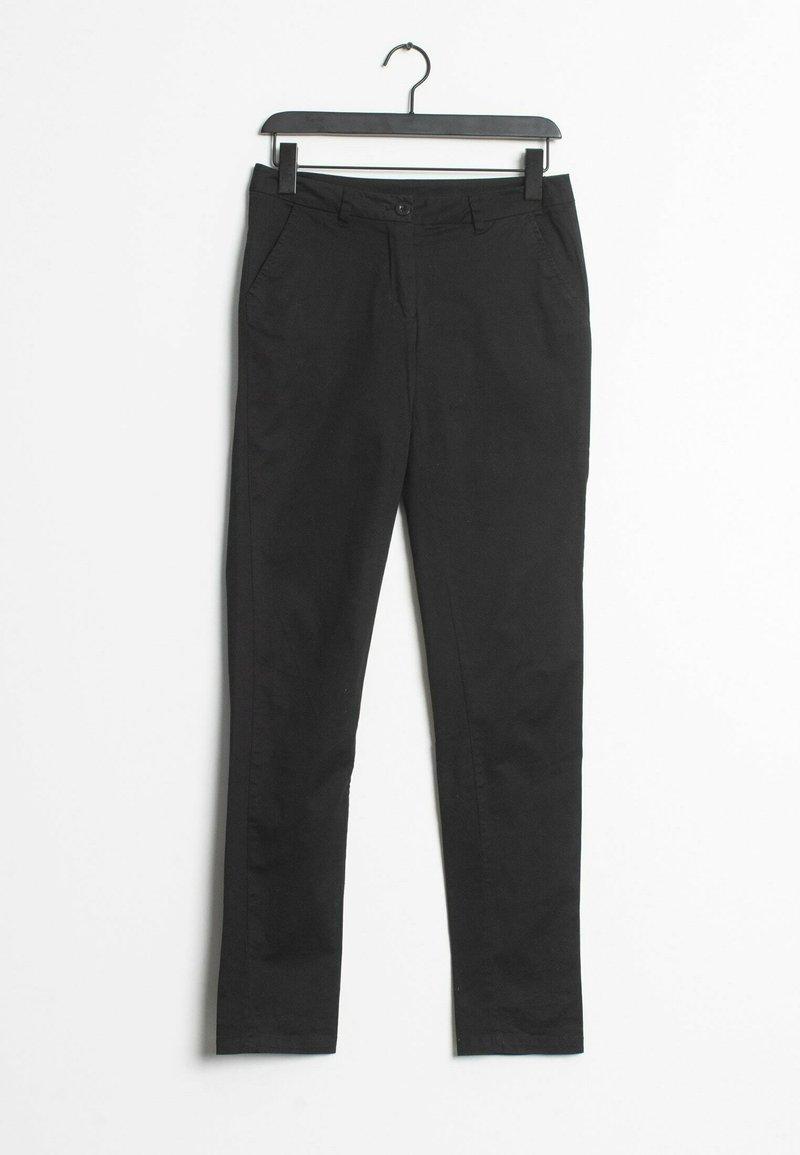 Vila - Straight leg jeans - black