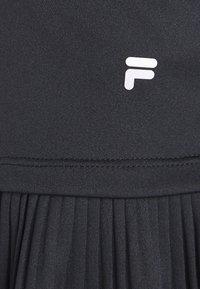 Fila - SKORT ALINA - Sports skirt - black - 2