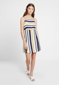 Louche - SANDRINE STRIPE - Day dress - multi