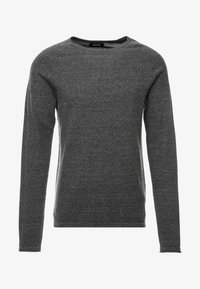 Jack & Jones - JJEHILL - Jumper - dark grey melange - 4