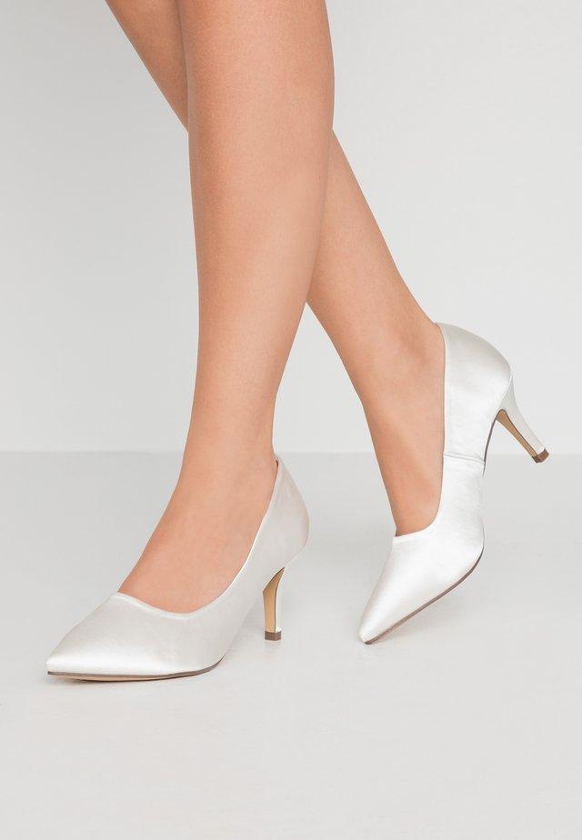 LAVINE WIDE FIT - Chaussures de mariée - ivory