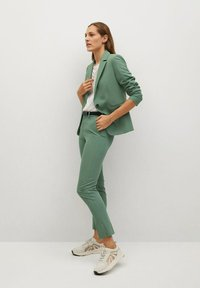 Mango - BOREAL - Chino kalhoty - groen - 1