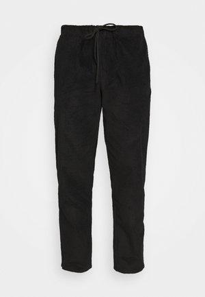 JUMBO JOGGER  - Trousers - black