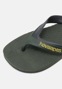 Havaianas - CASUAL - Badsandaler - green olive - 4