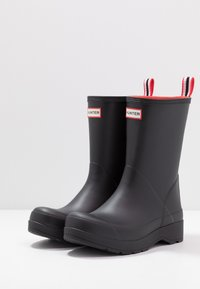 Hunter ORIGINAL - MENS INSULATED PLAY BOOT MID - Wellies - black - 2